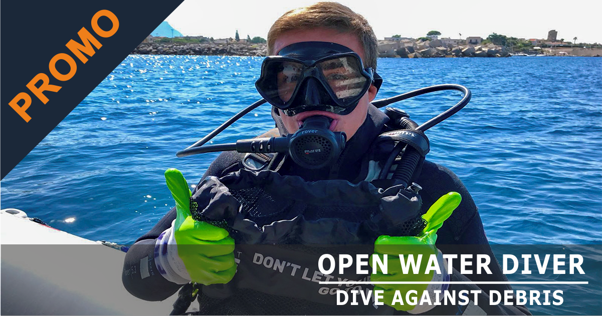 PADI Open Water Diver Eco Aware
