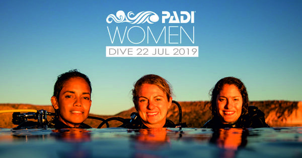 Women's Dive Day 2019